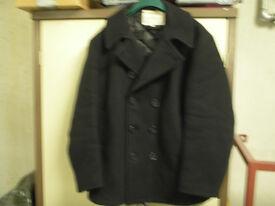 Gents American Pea Coat
