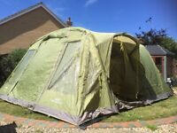 6 man tent :Vango Airbeam Spectrum 600
