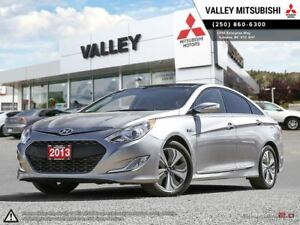 2013 Hyundai Sonata Hybrid Limited w/Technology Package