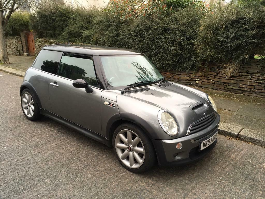 2003 mini cooper s r53 reduced to 1600 if collected sunday 26th in plymouth devon gumtree. Black Bedroom Furniture Sets. Home Design Ideas
