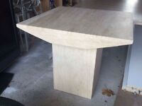 Gillies 3 x marble tables