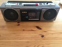 Awia 210 vintage stereo tape recorder