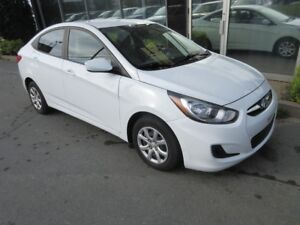 2013 Hyundai Accent AUTO SEDAN WITH ONLY 80K