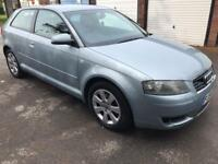 AUDI A3 HATCHBACK 2.0 TDI SE 3DR DIESEL MANUAL