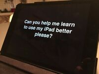 Can you help me learn to use my iPad?