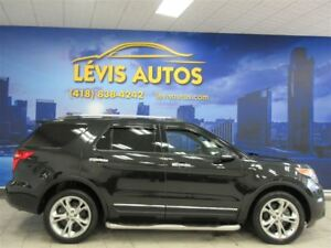 2013 Ford Explorer LIMITED AWD GPS NAVIGATION 7 PASSAGERS 99600