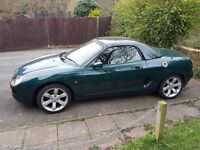MGF 1.8i 1996 with upgraded interior & alloys + hardtop, extensive history, well looked after