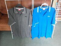 Gent's Slazenger T-shirts 4XL - As New