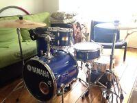 Yamaha Manu Katche signature bop kit \\ Cymbals \\ extra snare \\ + extras \\ BARGAIN!!!