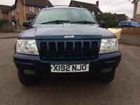 Jeep Grand Cherokee LTD 3.1 TD Diesel Auto Automatic 4x4
