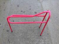 Saddle Horse / Mate / Display Stand