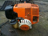 Stihl km130r Kombi engine