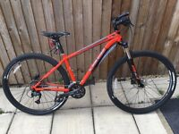 2014 | Trek X Caliber 7 Mountain Bike | Orange