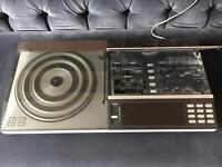 Bang & Olufsen Beocenter 7000 & 2 pairs Beovox C75 speakers