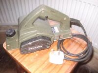Peugeot RA 400 electric planer 240v, Used