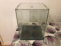 Dennerle Nano Cube 20L Fish Tank Aquarium
