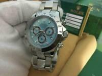Rolex Daytona Cosmograph light Blue Dial Stainless Steel