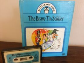 The Brave Tin Soldier. A Children's Favourite Story with Audio Cassette