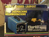 Clarke Weld Arc 101E Welding Machine for Sale