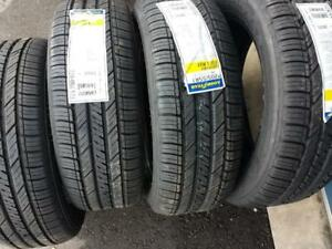 BRAND NEW WITH LABELS GOODYEAR HIGH PERFORMANCE ' H ' RATED 205 / 55 / 16 TIRE SET OF FOUR