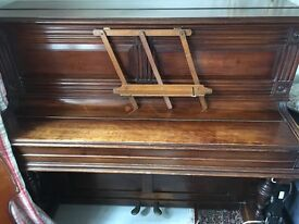 Upright piano for £1