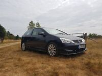 Honda Civic 1.6 Sport Type r Vxr Gti Cupra R Accord