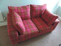 NEXT two seater sofa.
