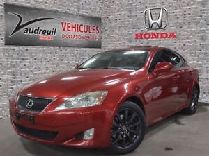2006 Lexus IS 250 AWD*MAG*FREINS REMPLACES*