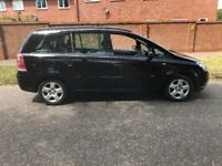STUNNING 2006 VAUXHALL ZAFIRA 1.6 CLUB FAMILY 7 SEATER, MINT CONDITION MPV, LONG MOT.