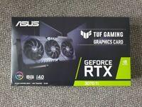*BRAND NEW* ASUS NVIDIA RTX 3070TI TUF 8GB GDDR6 GRAPHICS CARD GPU