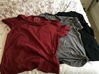 Three next crew neck t-shirts