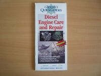 Captain's Quick Guides - Diesel Engine Care and Repair