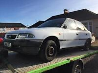 Opel Astra LHD C20XE Redtop Project