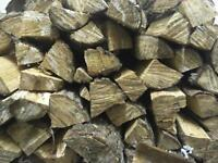 Dried fire wood 3 bags £10
