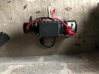 Powerful Electric Winch 13000 Lbs