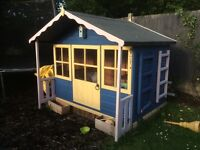 Wendy house /play house