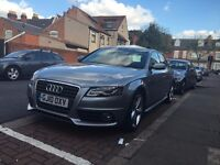 Audi A4 S-line 170bhp manual fsh 1 previous owner