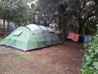 Wonderful family tent