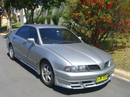 2001 TJ Magna VR-X - one owner, 120,000 kms, service manual. Coolangatta Gold Coast South Preview