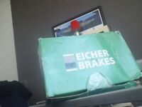 Bmw 1series and 5series eicher front brake pads