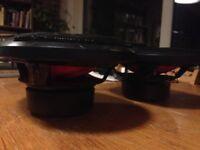 Sony Xplod car speakers