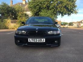 BMW e46 330i nice example low mileage manual