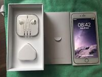 iPhone 6s Plus 16GB Silver Condition like new !!