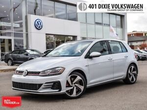 2018 Volkswagen GTI 5-Dr 2.0T Autobahn 6sp Like NEW !! Only 4665