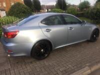 2006 Lexus IS IS250 2.5 SE-L Auto Automatic Petrol 4drs £2795