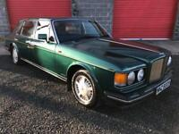 BENTLEY MULSANNE S RED LABEL. 6.75 V8 Rolls Royce. 116k. 1992