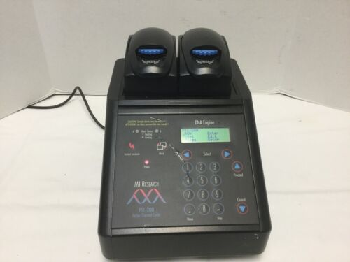 MJ Research PTC-200 Peltier Gradient Thermal Cycler w/Dual 48 Well Blocks