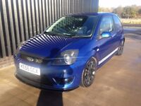 2006 (56) Ford Fiesta 2.0 ST 3dr Low Mileage 12 Months MOT Finance Available May PX