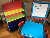 Kids playroom/bedroom furniture