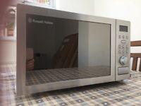 Microwave oven model RHM2574